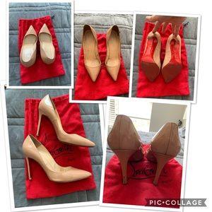"Christian Louboutin ""So Kate"" heels"